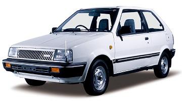 MARCH K10 MA10 1989-1992 -