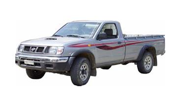 Nissan Navara D22 Starter Motor 2.5 01-05