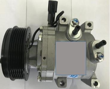 ACC24291                                  - [G4FA] VERNA 1.4L 10-                                   - A/C Compressor                                 ....210725