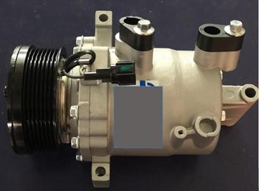 ACC24278                                  - [HR15DE] SUNNY 15, SYLPHY 16                                  - A/C Compressor                                 ....210712