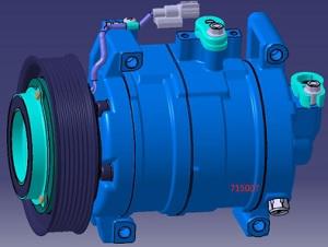 ACC24395                                  - NIGHT ACCORD 08-14 2.4L                                  - A/C Compressor                                 ....210803