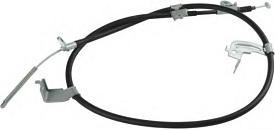 PBC27155                                 - [HR16DE]  M20 15-                                 - Parking Brake Cable                                 ....212110