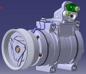 ACC24327                                  - HAVAL H5                                  - A/C Compressor                                 ....210754