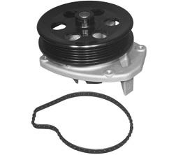 WPP13562                                  - [LTG] MALIBU 1FZ69 16-18                                  - Water Pump                                 ....207280