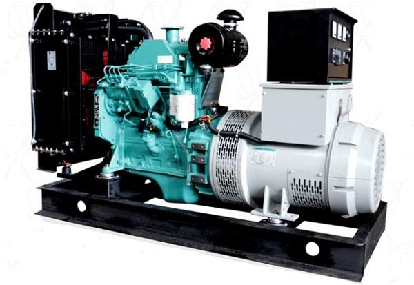 GEN60546(MECHNICAL)                                  - CUMMINS GENERATOR                                  - Generator                                 ....158458