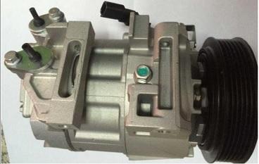 ACC24277                                  - [QR25] X-TRAIL 08-12 2.5L                                  - A/C Compressor                                 ....210711