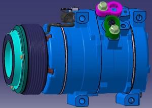ACC24315                                  - REFINE M3                                  - A/C Compressor                                 ....210749