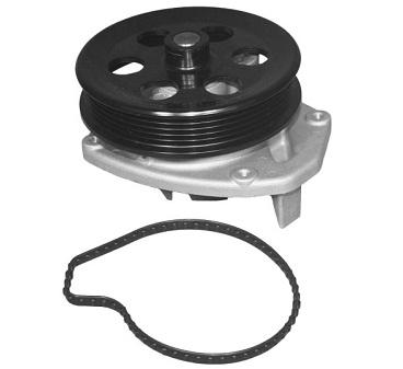 WPP12412                                  - []   11-16                                  - Water Pump                                 ....206968