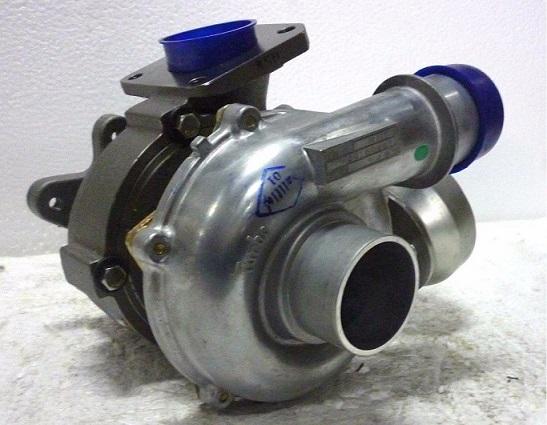 TUR72560                                  - BT50 07-12,RANGER 07-12                                  - Turbo Charger                                 ....173783