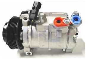 ACC24406                                  - JOURNEY 2.4L 07-12                                  - A/C Compressor                                 ....210811