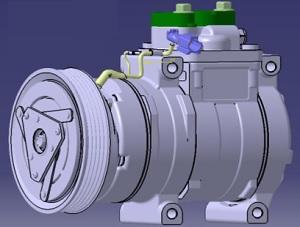 ACC24310                                  - EAGLE 11                                  - A/C Compressor                                 ....210744