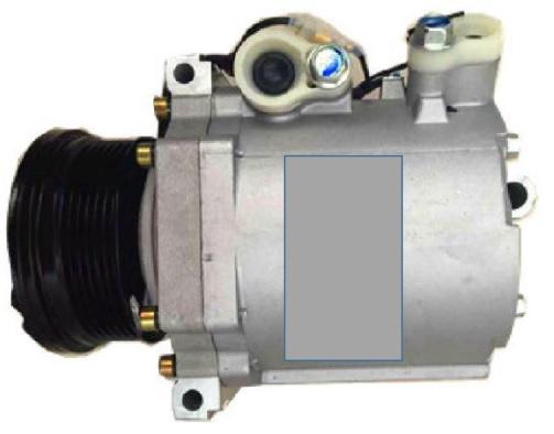 ACC24285                                  - [4B11] ASX/OUTLANDER 11-12                                   - A/C Compressor                                 ....210719