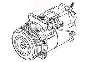 ACC15931                                  - [QD32]  D22 97-01                                  - A/C Compressor                                 ....207820