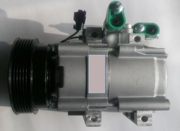 ACC24299                                  - [G6BA] SONATA/SANTAFE/TUCSON 04-06 2.7L                                  - A/C Compressor                                 ....210733