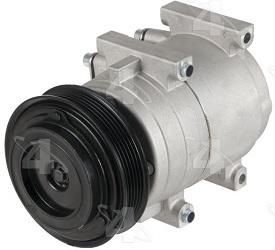 ACC90548                                  - [C16HDEZ] FIESTA CCH 11-13                                  - A/C Compressor                                 ....206305