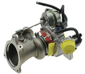 TUR13698                                  - [C16HDEZ] FIESTA CCT 14-19                                  - Turbo Charger                                 ....207348