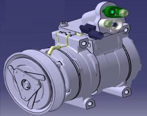 ACC24312                                  - REFINE M1                                  - A/C Compressor                                 ....210746