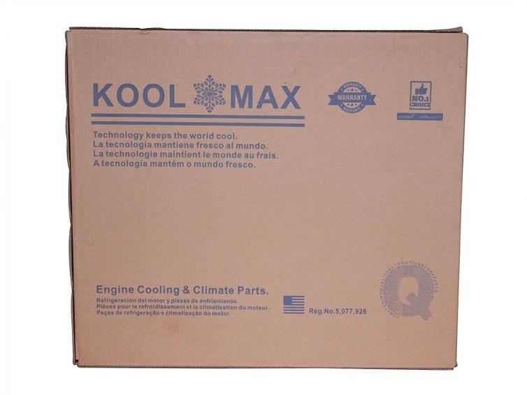 KOOLMAX54625                                 - KOOLMAX RADIATOR OEM QUALITY                                 - KOOLMAX                                 ....193628
