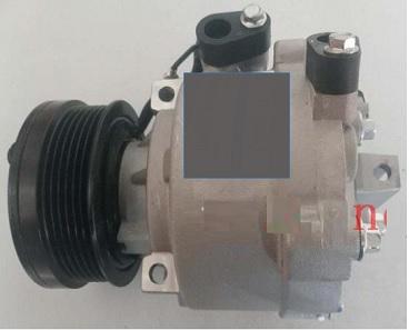 ACC24283                                  - [4B10] LANCER-EX ASX 10-13                                  - A/C Compressor                                 ....210717