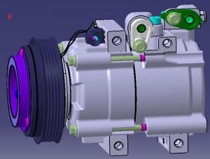 ACC24314                                  - REFINE M3                                  - A/C Compressor                                 ....210748