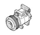 ACC18474                                  - BONGO K2500/K2700/K3000S/K4000S 2016-2020 J2                                  - A/C Compressor                                 ....194714