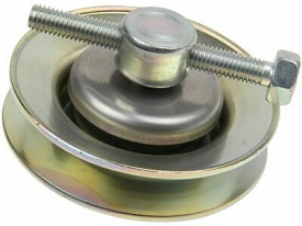 ACP19875                                  - [KA24DE] FRONTIER D22 98-                                  - A/C Compressor Pulley                                 ....209252