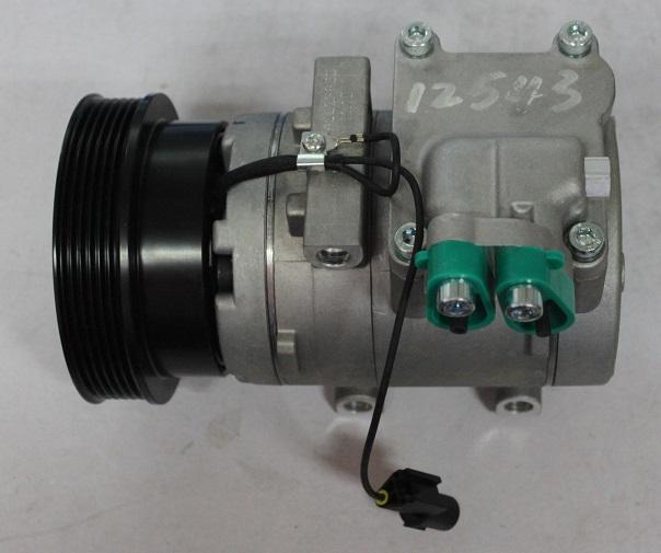 ACC23655(NEW)                                  - TUCSON 04-14,SPORTAGE 04-14                                  - A/C Compressor                                 ....108588