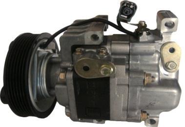 ACC24865                                  - MZ 3 1.6L 2003-2008                                  - A/C Compressor                                 ....108827