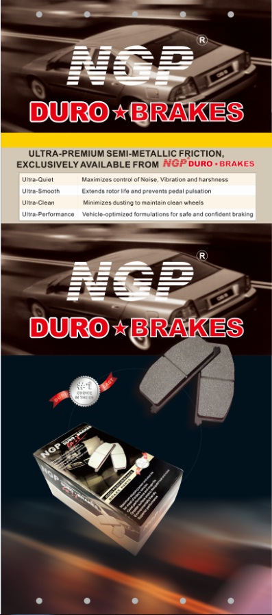 PRO26561                                 - OUT DOOR FLAG DURO BRAKES                                 - Promotion                                 ....195216