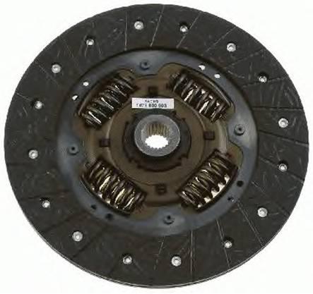 CLD30244                                  - AVEO 06- F14D3/F14D4                                  - Clutch Disc                                 ....112120
