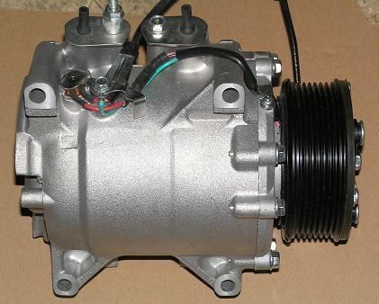 ACC33768(RE)                                  - [R24A1] CR-V 02-07                                  - A/C Compressor                                 ....193094