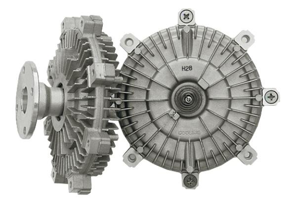 RFC41144                                  - D4CB PORTER II 04                                  - Radiator Fan Clutch                                 ....134633
