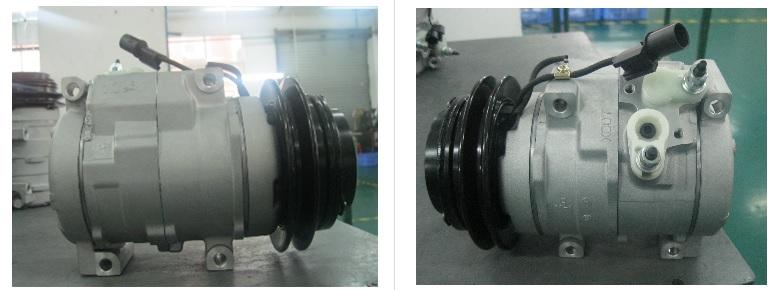 ACC41758(RE)                                  - PAJERO V73 4M40 [2 TYPE SOCKET]                                  - A/C Compressor                                 ....189117