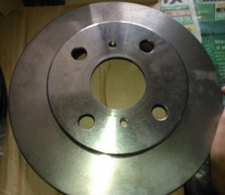 BRO41990                                 - TIIDA/VERSA/LATIO 1.5  04-07 [SPACING 100X4] OD=238                                 - Brake Rotor                                 ....132916
