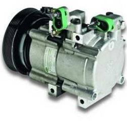 ACC42242(RE)                                  - SANTA FE 01-05 V6 2.7L                                  - A/C Compressor                                 ....188797