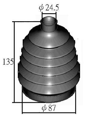 CVB42441(KIT)                                  - BUICK LE SABRE 1999-2005                                  - CV Joint Boot                                 ....133704