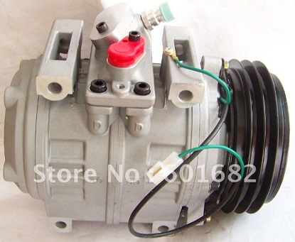 ACC42974(NEW)                                  - COASTER BB42 BB52                                  - A/C Compressor                                 ....134391