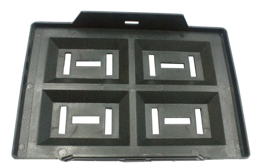 BHD48989 - BATTERY TRAY [PLASTIC] ............143395