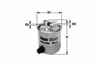 FFT49825                                 - QASHQAI 07- ,X-TRAIL T31 07,CUBE DBA-Z12 2010                                 - Fuel Filter                                 ....144400