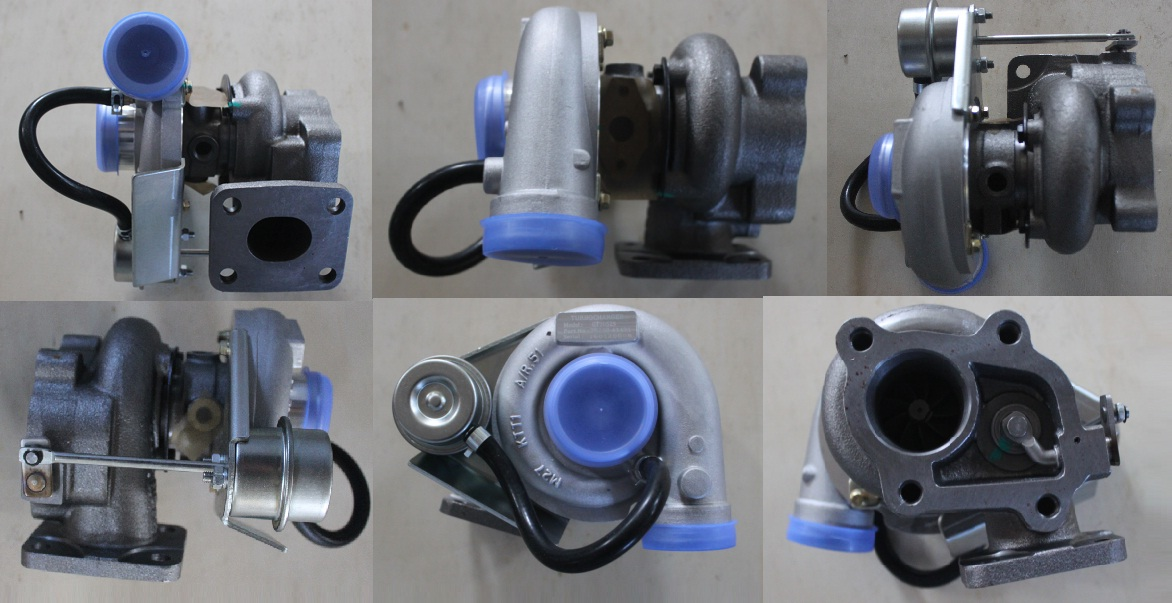 TUR50883                                  - HD72                                  - Turbo Charger                                 ....145777