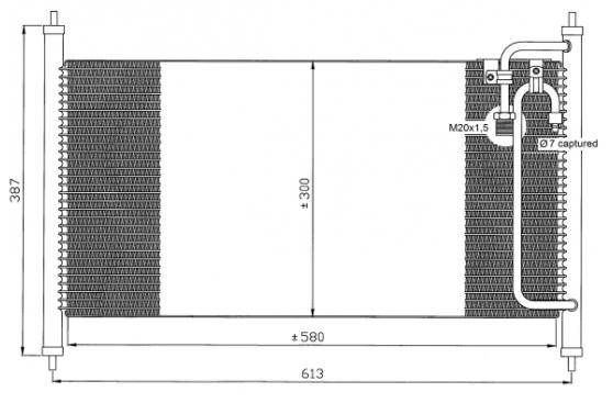 ACD51298                                 - VANETTE HC23 96-15[TYPE1]                                 - Condenser                                 ....146426