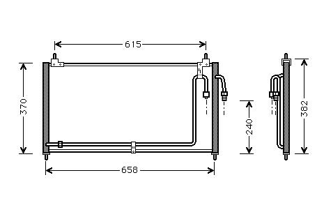 ACD51299                                 - VANETTE HC23 96-15[TYPE2]                                 - Condenser                                 ....146427