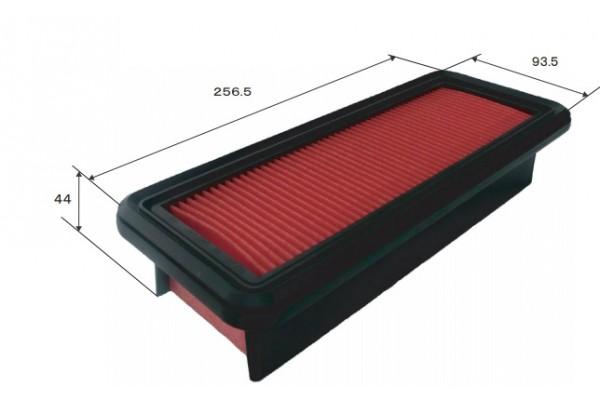 AIF53541                                 - NOTE HR12DE 2012- MICRA HR12DR K13K 2011-                                 - Air Filter                                 ....149723