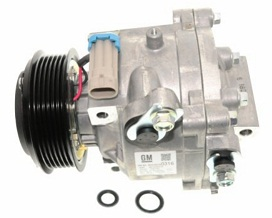 ACC57131                                  - TRACKER 17-19 FACELIFT                                  - A/C Compressor                                 ....191492