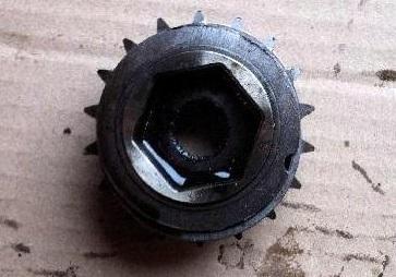 CSG57968                                  - PATHFINDER 05-12                                  - Crankshaft gear                                 ....191966