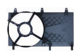 FAS58389                                  - CX20 2011-2013                                  - Fan Shroud                                 ....192313
