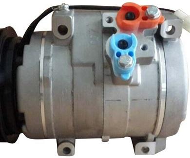 ACC58690                                  - PAJERO IV 07-                                  - A/C Compressor                                 ....192526