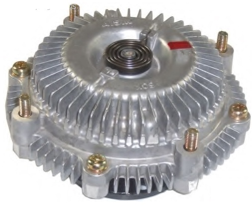 RFC58892                                  - D-MAX*KB* 89- 4JA1                                  - Radiator Fan Clutch                                 ....156356