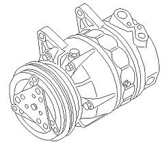 ACC59099                                  - PATHFINDER/TERRANO_R50 95-04                                  - A/C Compressor                                 ....192946