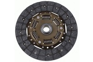 CLD61908                                 - CHARADE 83-87                                 - Clutch Disc                                 ....160088